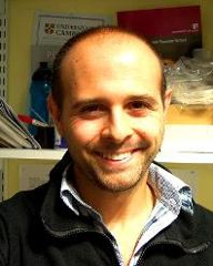 Paolo Bombello (Postdoctoral Researcher)