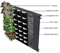 The Living wall 3