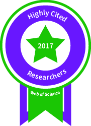 Highly Cited Researcher 2017