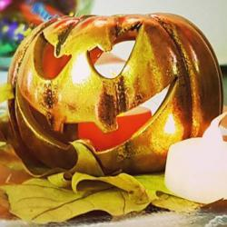 The Department's Halloween bake sale