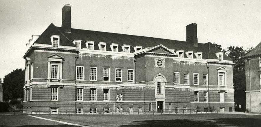 The Sir William Dunn Institute of Biochemistry, c1930