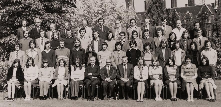 Part II Class, 1974-1975