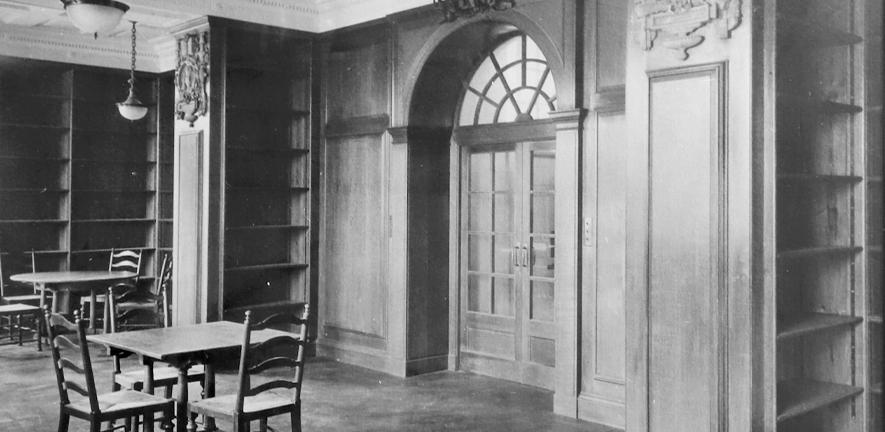 The Colman Library, 1923