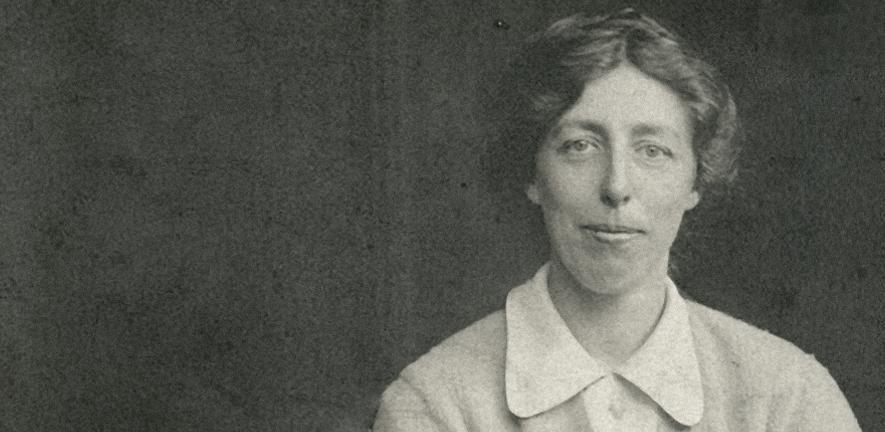 Muriel Wheldale Onslow, c1916