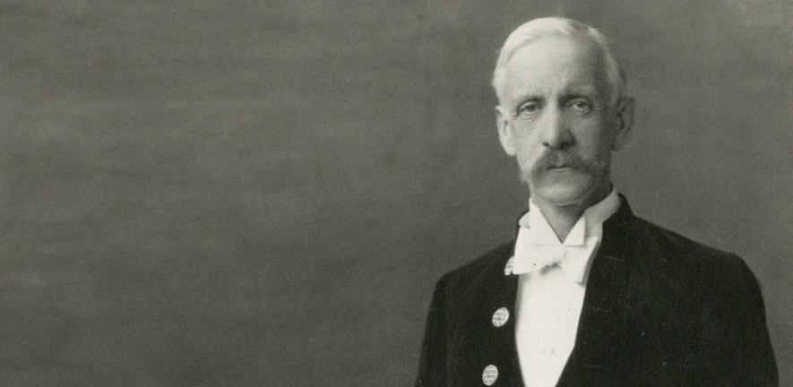 Frederick Gowland Hopkins, 1925