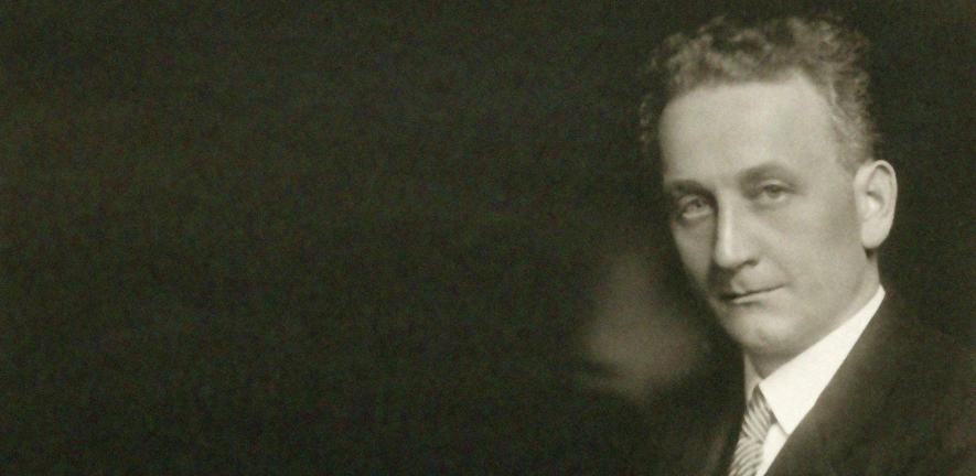 Albert Szent-Györgyi, c1930