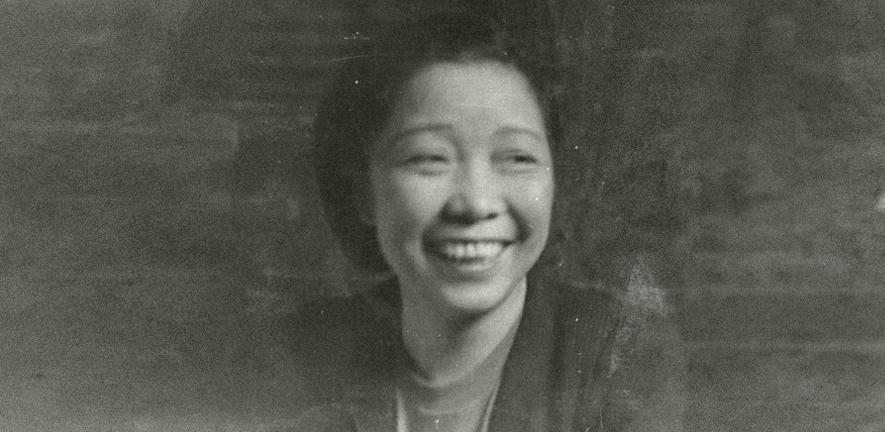 Lu Gwei-djen, c1945