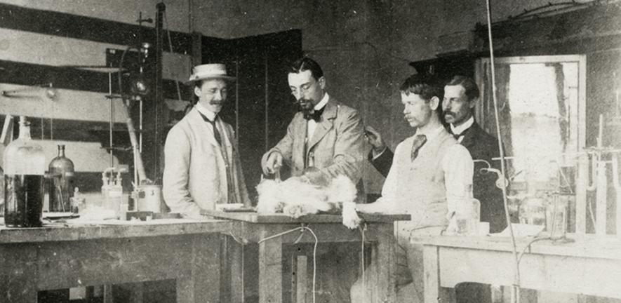 The International Congress of Physiology, 1898