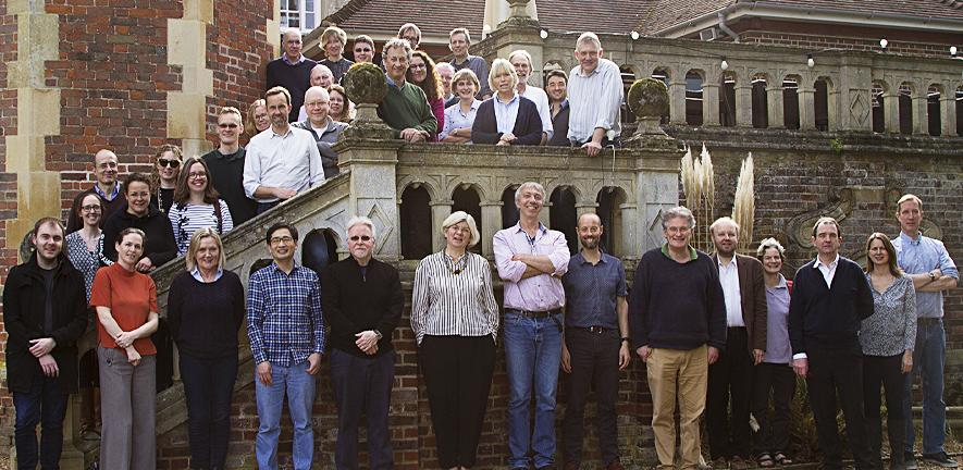 Group Leaders at the Department's annual Away Days in 2019.